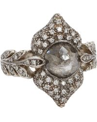 Cathy Waterman - Ornate Ring - Lyst