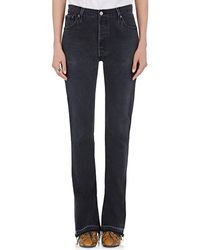 RE/DONE - The Elsa Flared Jeans - Lyst