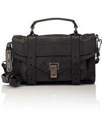 Proenza Schouler - Ps1 Tiny Shoulder Bag - Lyst