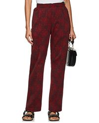 Needles - Floral Jersey Track Pants - Lyst