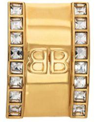 Balenciaga - Crystal-embellished Clip - Lyst