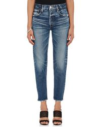 Moussy | Orla Distressed Jeans | Lyst