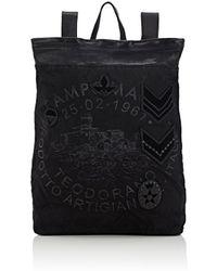 Campomaggi - Appliquéd Backpack - Lyst