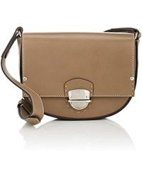 Ghurka - Marlow Small Saddle Bag - Lyst