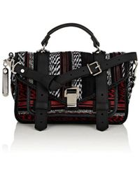 Proenza Schouler - Ps1+ Tiny Woven Shoulder Bag - Lyst