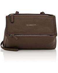 Givenchy - Pandora Sugar Mini Leather Messenger Bag - Lyst