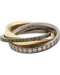 Roberto Marroni - Triple Ring - Lyst