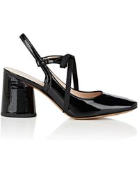 Marc Jacobs - Bobbi Patent Leather Mary Jane Court Shoes - Lyst
