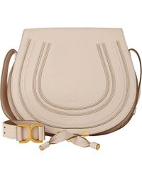 Chloé - Marcie Crossbody Saddle Bag - Lyst
