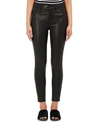 L'Agence - Adelaide Ankle Skinny Pants - Lyst