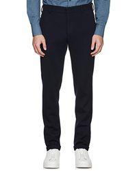 Prada - Slim Wool Trousers - Lyst