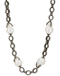 Carole Shashona - Pearl Links Necklace - Lyst