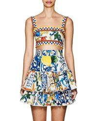 Dolce & Gabbana - Maioliche-tile - Lyst