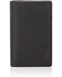 Serapian - Evolution Leather Folding Card Case - Lyst