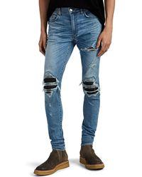 Amiri - Mx1 Slim Jeans - Lyst