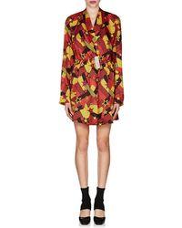 Palm Angels - Star-print Minidress - Lyst