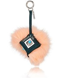 Fendi - Coin Purse Bag Charm - Lyst