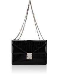 Stalvey - 3.0 Large Alligator Shoulder Bag - Lyst