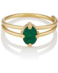 Eli Halili - Emerald Ring - Lyst