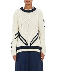 Orley - Contrast Braid Cable - Lyst
