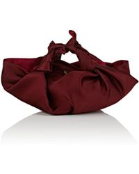 The Row - The Ascot Small Satin Bag - Lyst