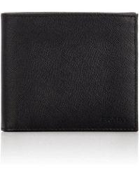 Prada - Leather Billfold - Lyst
