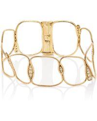 Fernando Jorge - Fluid Diamonds Chain Bracelet - Lyst