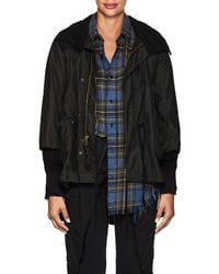 Greg Lauren - Cotton Canvas Hooded Parka - Lyst