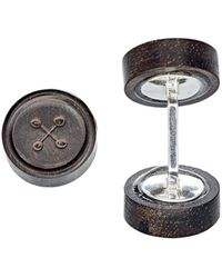 Samuel Gassmann - Button Cufflinks - Lyst