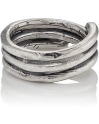 Emanuele Bicocchi | Sterling Silver Wrap Ring | Lyst