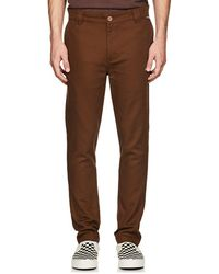 Dickies Construct - beverly Hills Cotton Slim Trousers - Lyst
