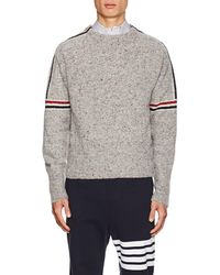 Thom Browne - Donegal-effect Wool - Lyst