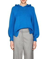 SPENCER VLADIMIR - Cashmere Oversized Hoodie - Lyst