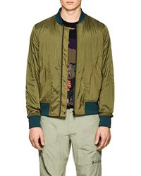PS by Paul Smith - Ripstop Bomber Jacket - Lyst