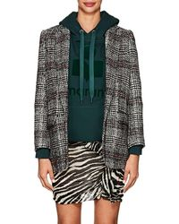 Étoile Isabel Marant - Ice Checked Tweed Blazer - Lyst