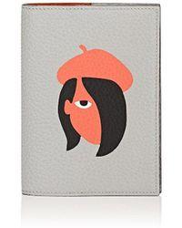 Moynat - Leather Passport Case - Lyst