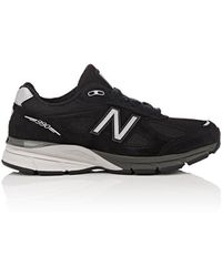 New Balance - 990v4 Suede Sneakers - Lyst