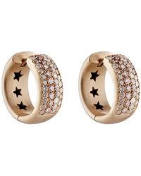 Roberto Marroni - Diamond Hoops - Lyst
