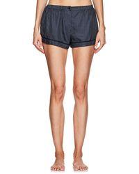 Araks - Tia Silk Pajama Shorts - Lyst