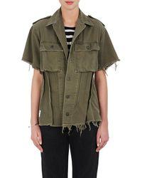 Icons - Dutch Cotton Field Shirt - Lyst