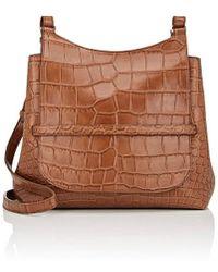 The Row - Sideby Alligator Shoulder Bag - Lyst