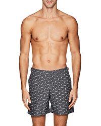30f1146dd2cf3 Orlebar Brown Aboriginal Bulldog Swim Shorts in Gray for Men - Lyst