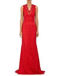 Sophia Kah - Lace Gown - Lyst