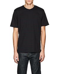 Rag & Bone - Henry Striped Cotton T - Lyst