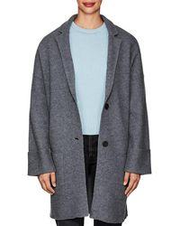 ATM - Boiled Wool Coat - Lyst