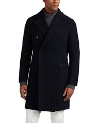 Ring Jacket - Wool Double-breasted Peacoat - Lyst