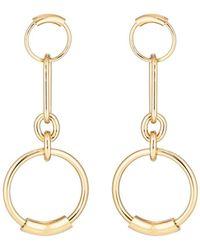 Chloé - Reese Drop Earrings - Lyst