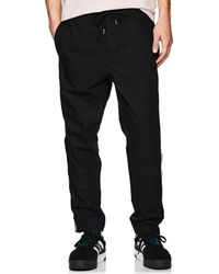 Stampd - Racing Cotton Drawstring Trousers - Lyst