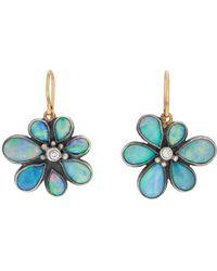 Judy Geib - Wildflower Drop Earrings - Lyst