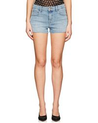 J Brand - Denim Cutoff Shorts - Lyst